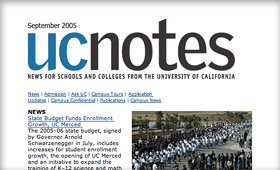 UC Notes Newsletter