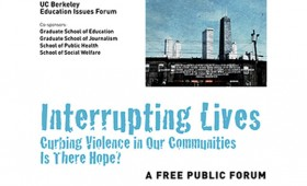 Interrupting Lives Event